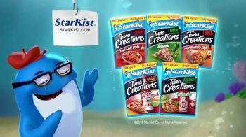 StarKist Tuna Creations TV Spot, 'Action' Feat. Candace Cameron Bure - Thumbnail 10