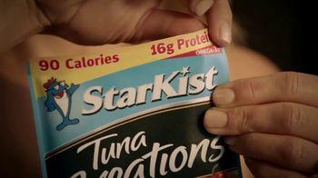 StarKist Tuna Creations TV Spot, 'Action' Feat. Candace Cameron Bure - Thumbnail 7