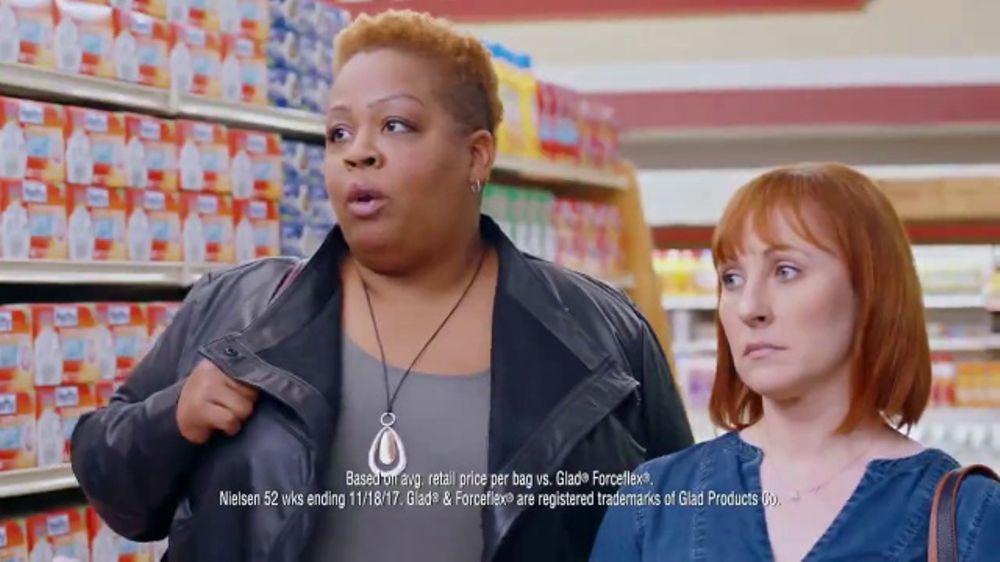 Hefty Ultra Strong TV Commercial, 'Waiting Husbands' Featuring John Cena