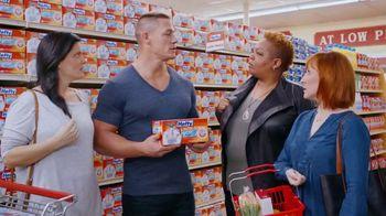Hefty Ultra Strong TV Spot, 'Waiting Husbands' Featuring John Cena - Thumbnail 1