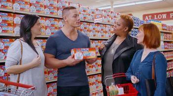 Hefty Ultra Strong TV Spot, 'Waiting Husbands' Featuring John Cena - Thumbnail 2