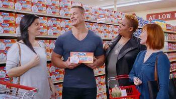 Hefty Ultra Strong TV Spot, 'Waiting Husbands' Featuring John Cena - Thumbnail 3