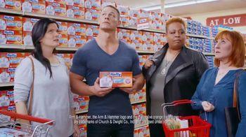 Hefty Ultra Strong TV Spot, 'Waiting Husbands' Featuring John Cena - Thumbnail 5