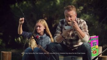 Kellogg's Raisin Bran Crunch Apple Strawberry TV Spot, 'Fishing'
