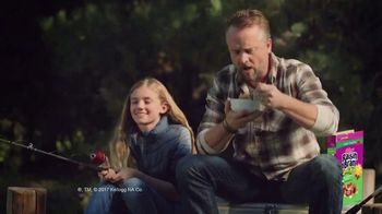 Kellogg's Raisin Bran Crunch Apple Strawberry TV Spot, 'Fishing' - Thumbnail 1