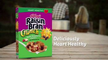Kellogg's Raisin Bran Crunch Apple Strawberry TV Spot, 'Fishing' - Thumbnail 8