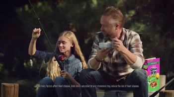 Kellogg's Raisin Bran Crunch Apple Strawberry TV Spot, 'Fishing' - Thumbnail 6