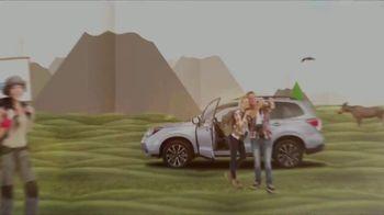 Subaru Share the Love Event TV Spot, 'Charitable Donation' [T2] - Thumbnail 1