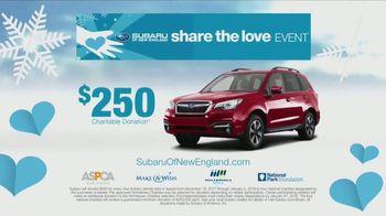 Subaru Share the Love Event TV Spot, 'Charitable Donation' [T2] - Thumbnail 8