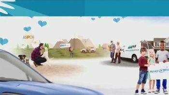 Subaru Share the Love Event TV Spot, 'Charitable Donation' [T2] - Thumbnail 5