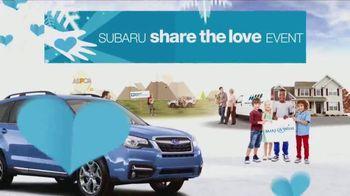 Subaru Share the Love Event TV Spot, 'Charitable Donation' [T2] - Thumbnail 7