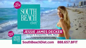 South Beach Diet TV Spot, 'See Results Fast' Featuring Jessie James Decker - Thumbnail 2