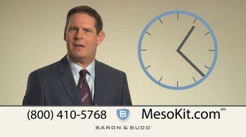 Baron & Budd, P.C. TV Spot, 'Mesothelioma Kit' - Thumbnail 5
