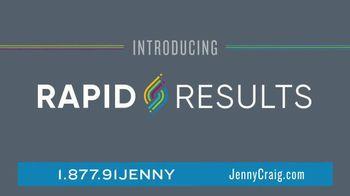 Jenny Craig Rapid Results TV Spot, 'Chris Lost 50 Lbs'