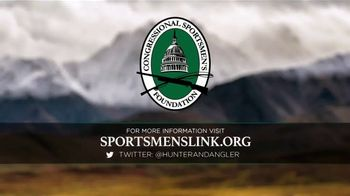 Congressional Sportsmen's Foundation TV Spot, 'Conservationists' - Thumbnail 9