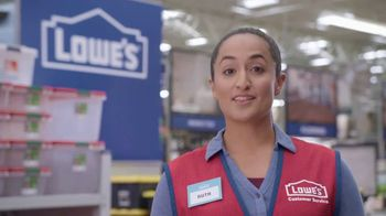 Lowe's TV Spot, 'The Moment: Winter Wonderland' - Thumbnail 4