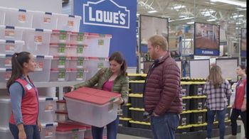 Lowe's TV Spot, 'The Moment: Winter Wonderland' - Thumbnail 6