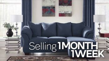 Ashley HomeStore 13th Month Sale TV Spot, 'Hurry In' - Thumbnail 2