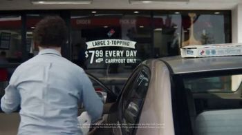 Domino's Carryout Insurance TV Spot, 'The Call' - Thumbnail 4