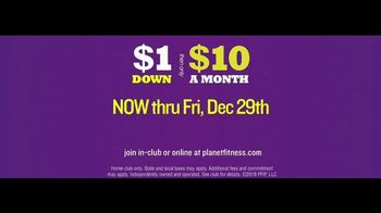 Planet Fitness $1 Down Sale TV Spot, 'Scale' - Thumbnail 8