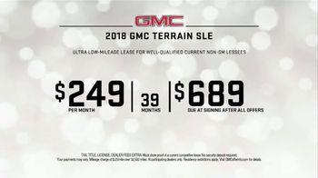 GMC Season to Upgrade TV Spot, 'Reindeer Sale' [T2] - Thumbnail 7