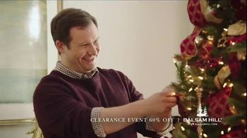 Balsam Hill Clearance Event TV Spot, 'Save Up to 60 Percent' - Thumbnail 2