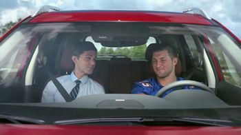 2017 Nissan Rogue TV Spot, 'Car-Buying Season' Featuring Tim Tebow [T2] - 87 commercial airings