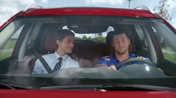 2017 Nissan Rogue TV Spot, 'Car-Buying Season' Featuring Tim Tebow [T2] - Thumbnail 5
