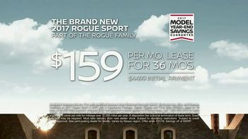 2017 Nissan Rogue TV Spot, 'Car-Buying Season' Featuring Tim Tebow [T2] - Thumbnail 9