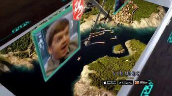 Vikings: War of Clans TV Spot, 'Office Battle' - Thumbnail 2
