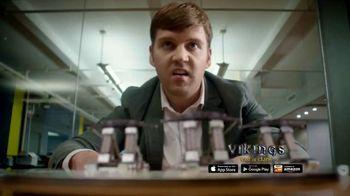 Vikings: War of Clans TV Spot, 'Office Battle' - Thumbnail 4