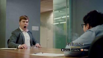 Vikings: War of Clans TV Spot, 'Office Battle' - Thumbnail 5