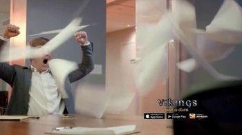 Vikings: War of Clans TV Spot, 'Office Battle' - Thumbnail 6