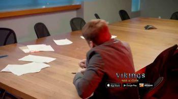 Vikings: War of Clans TV Spot, 'Office Battle' - Thumbnail 7