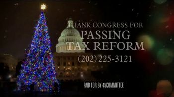 45Committee TV Spot, 'Merry Christmas' - Thumbnail 6