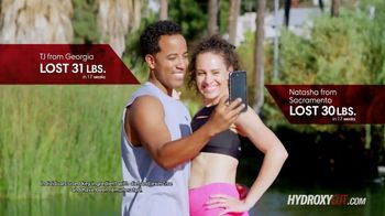 Hydroxy Cut TV Spot, 'Get the Advantage'