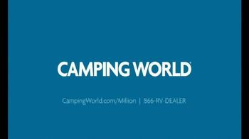 Camping World TV Spot, 'Game Day: Million Dollar Drive Sweepstakes' - Thumbnail 9