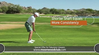 Moon Wood Club TV Spot, 'High, Distance, Consistency' - Thumbnail 4