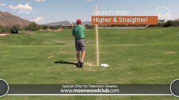 Moon Wood Club TV Spot, 'High, Distance, Consistency' - Thumbnail 6