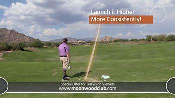 Moon Wood Club TV Spot, 'High, Distance, Consistency'