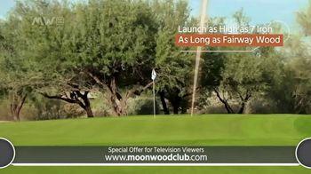 Moon Wood Club TV Spot, 'High, Distance, Consistency' - Thumbnail 9