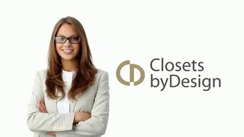 Closets by Design Holiday Special TV Spot, 'Our Best Offer Ever' - Thumbnail 1
