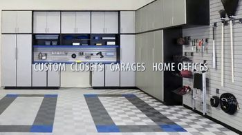 Closets by Design Holiday Special TV Spot, 'Our Best Offer Ever' - Thumbnail 3