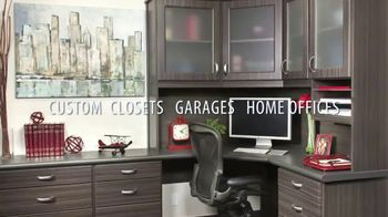 Closets by Design Holiday Special TV Spot, 'Our Best Offer Ever' - Thumbnail 4