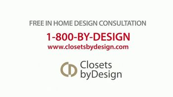 Closets by Design Holiday Special TV Spot, 'Our Best Offer Ever' - Thumbnail 6