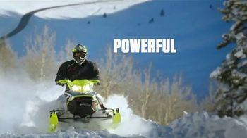 2018 Ski-Doo Sleds TV Spot, 'Precision and Power' - Thumbnail 4