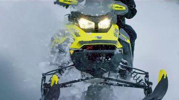 2018 Ski-Doo Sleds TV Spot, 'Precision and Power' - Thumbnail 5