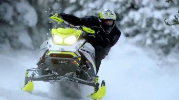 2018 Ski-Doo Sleds TV Spot, 'Precision and Power' - Thumbnail 6
