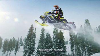 2018 Ski-Doo Sleds TV Spot, 'Precision and Power' - Thumbnail 8