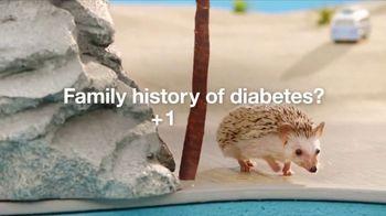 American Diabetes Association TV Spot, 'Risk Test Hedgehogs' - Thumbnail 5